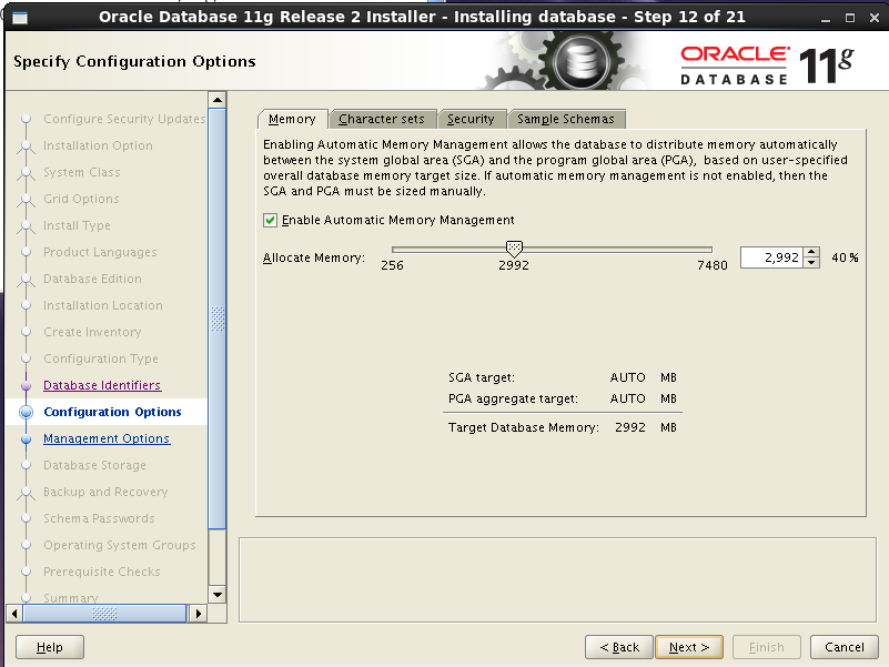 Installing Oracle 11gR2 On RHEL6 In 4 (Long) Steps | At The End Of ...